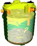 Deoliatore gravitazionale per piazzali modello NDO1500