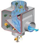 Filtro deviatore Cube - 80 mq
