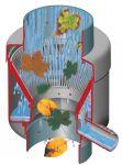 Filtro deviatore Funnel - 50 mq